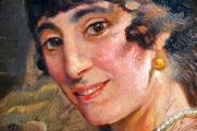<p>geschilderd door Huib Luns</p>