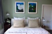 <p>schilderijen van Marjolein Muthert</p>