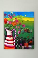 <p>geschilderd door Marjolein Muthert</p>